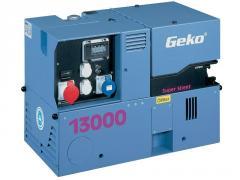Генератор Geko 13000 ED-S/SEBA SS