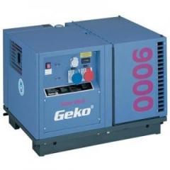 Генератор Geko 9000 ED-AA/SEBA SS