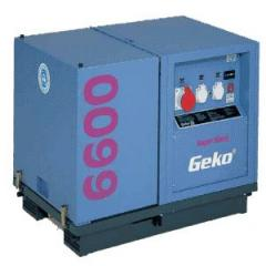 Генератор Geko 6600 ED-AA/HHBA SS
