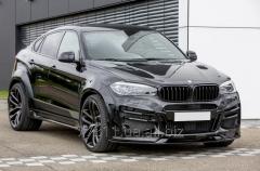 Tuning of BMW X6 F16 2015-2016 Hamann, Lumma.