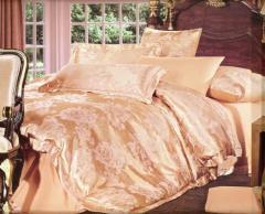 Комплект постельного белья ARYA Hedy жаккард евро