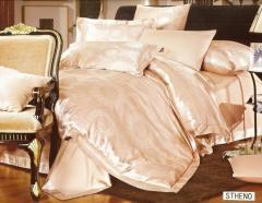 Комплект постельного белья ARYA Stheno жаккард
