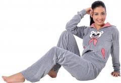 Домашний костюм ARYA женский серый L 1351217