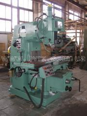 Machine vertically milling 6T13-29