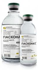 Пасконат® solution infusion solutions