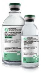Sodium hydrocarbonate solution