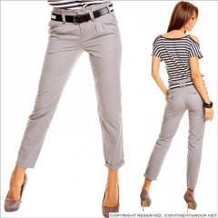 UTCG Серые классические штаны 152241