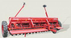 Сеялка зерновая с прикатывающими катками СЗ-5,4-06
