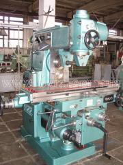 Shirokouniversalny milling machines 6T80Sh,