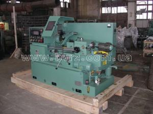 Lathes for prutkovy and cartridge works