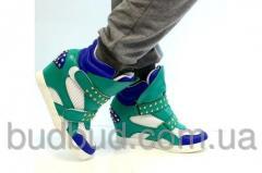 Сникерсы Green N Blue ZDW
