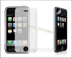 Защитная пленка прозрачная для Iphone 3G 3GS