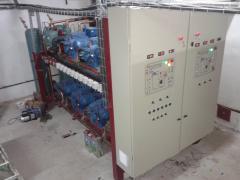 Multicompressor station