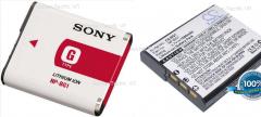 Аккумулятор Sony NP-BG1 качественные от бренда