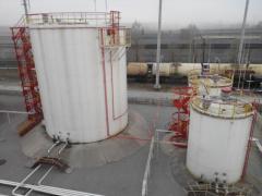 Резервуары наземные для газонаполнительных станций