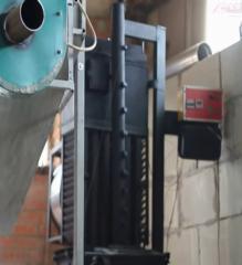 Твердопаливний котел (100 кВт)