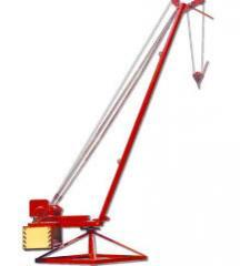 """Кран """"Пионер"""". Кран КЛ-3. Комплектующие для грузоподъемного оборудования."""
