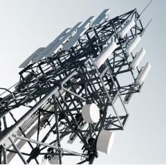 Башни мобильной связи.