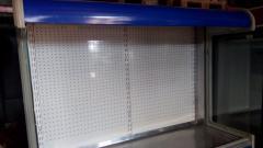 Refrigerating hill bu, a refrigerating show-window