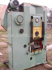 Knuckle joint press KUZLITMASH KB8336, 3 unit/