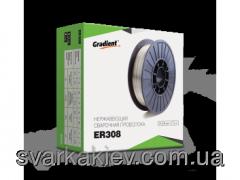 Сварочная проволока нержавеющая ER308 0,8 мм
