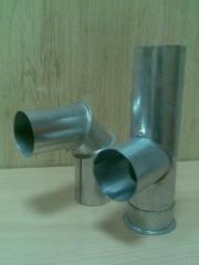 Воздуховоды и элементы вентиляционных систем: