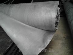 Fabrics membrane rubberized from 0,4 mm to 2,0 mm