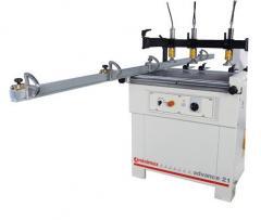 Drilling and additive Advance 21 machine