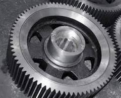 Cogwheel 01-0404 crankshafts of the tractor