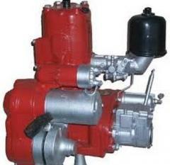 Starter engines