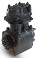 The compressor air 5320-350915-10 with the engine