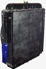 Радиатор водяной 375-1301010-Ж в сборе,