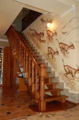 Столярные изделия, лестницы