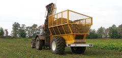 Сельхозтехника, 6-рядный пакет услуг KLEINE LS