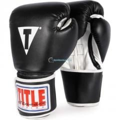 Boxing gloves of TITLE Boxing Youth Super Bag