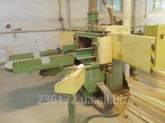 Линия оборудование сращивания древесины