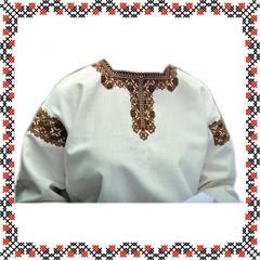 Вышиванка Спасская Кантовка женская ручной работы