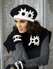 Берет Маргарита, Камея. Коллекция 2013-2014
