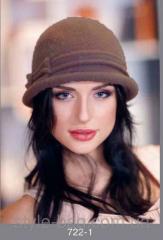 Женская шляпка №722-1