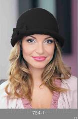Женская шляпка №754-1