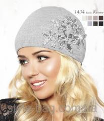 Элегантная женская шапка Katherine №1434