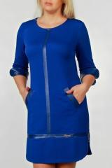 Blue dress No. 1786