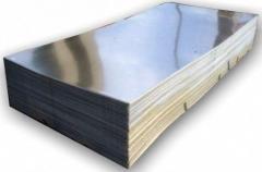 Плоский аркуш 2х1м товщина 0,3 мм