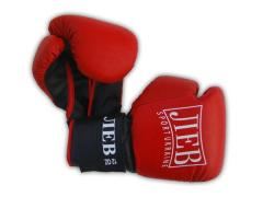 Gloves for a kickboxing Lev