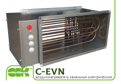 Air heater electric channel C-EVN. Channel...