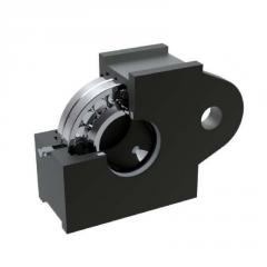 Bearing housings are designed to stretch GLH drums
