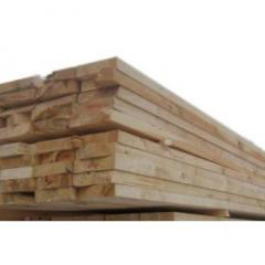 Birch edged boards