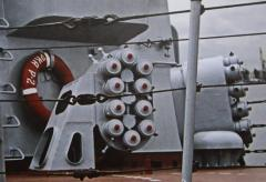 120-мм корабельный комплекс выстреливаемых помех ПК-10