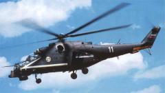 Ми-24В/Ми-35, Ми-24П/ Ми-35П транспортно-боевой вертолет