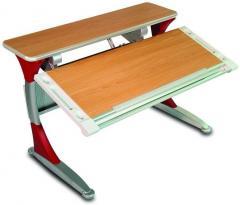 Детская парта растишка стол трансформер TH-333